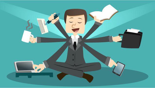 16 medidas que puede tomar para aumentar su productividad laboral