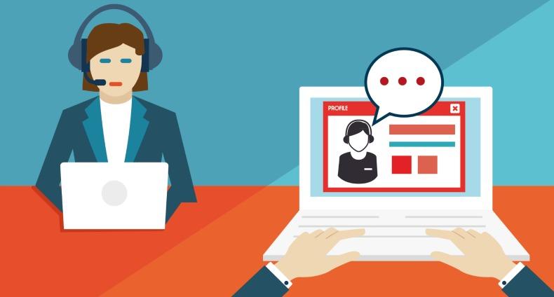 Si tienes una página en redes sociales, mírala porque hay un cliente haciendo cola