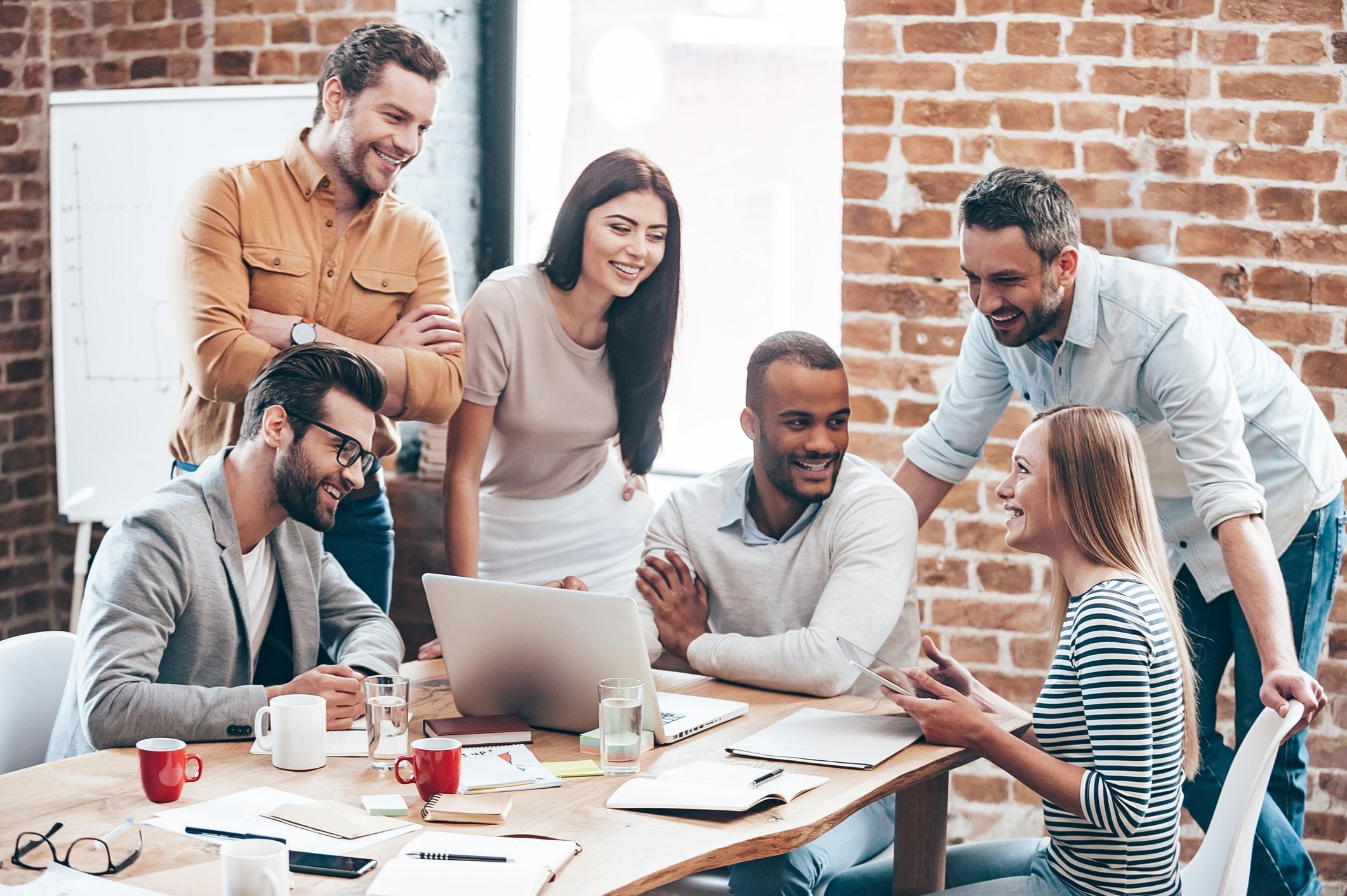 Tipos de personalidad y ambiente laboral