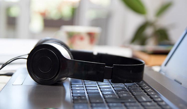 La música te ayuda a trabajar y a rendir más