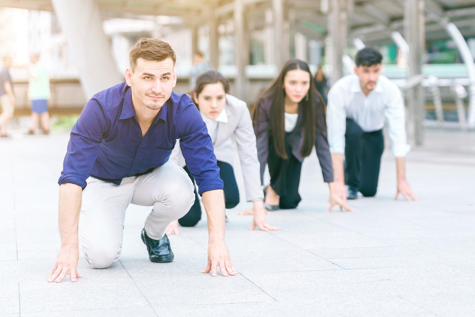 La competitividad desde un ambiente laboral sano