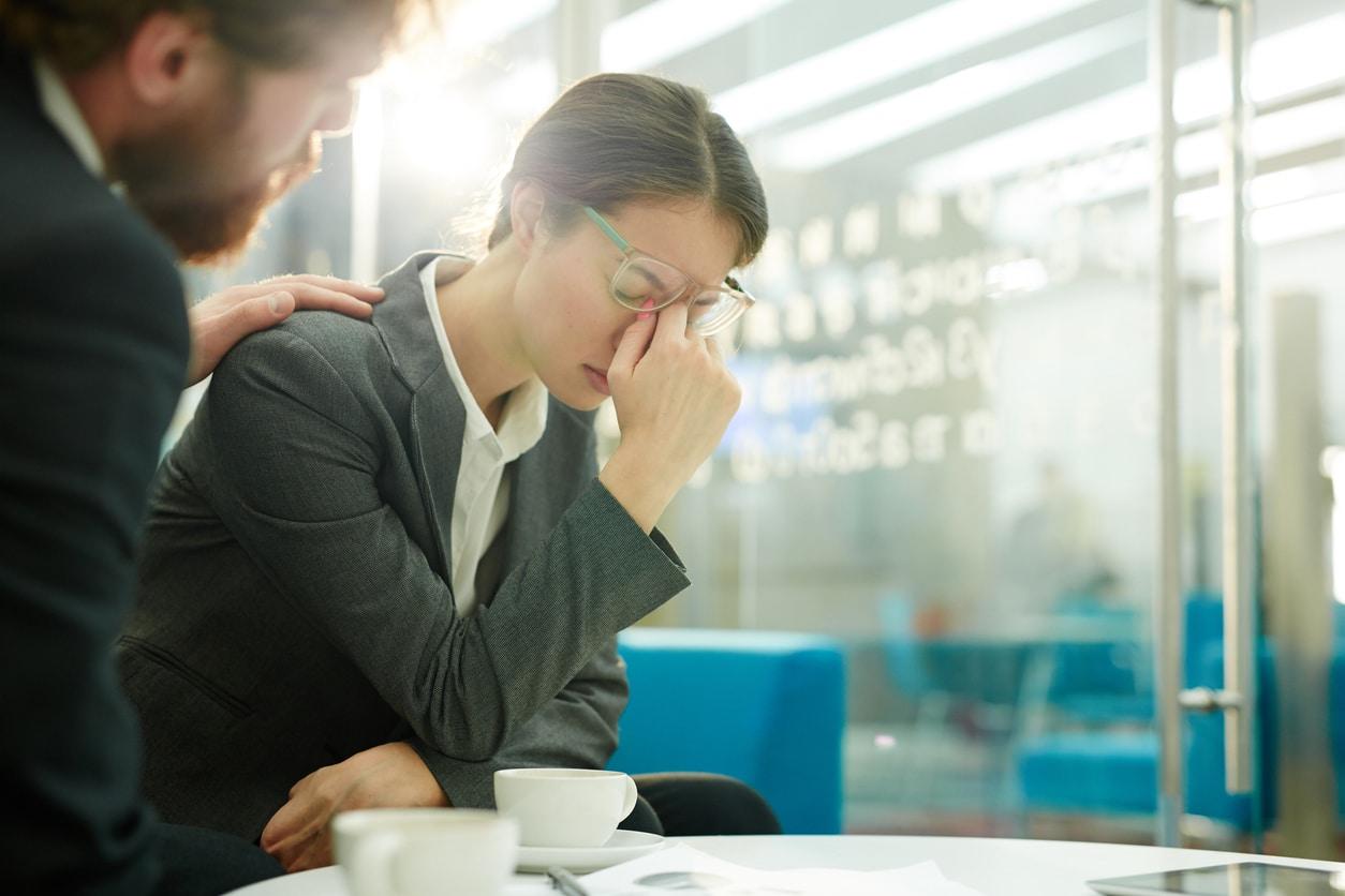 Cómo manejar el duelo en el entorno laboral